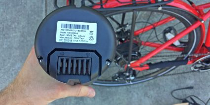 Emazing Bike Selene 73h3h Bottom Of Canister Battery Plugin