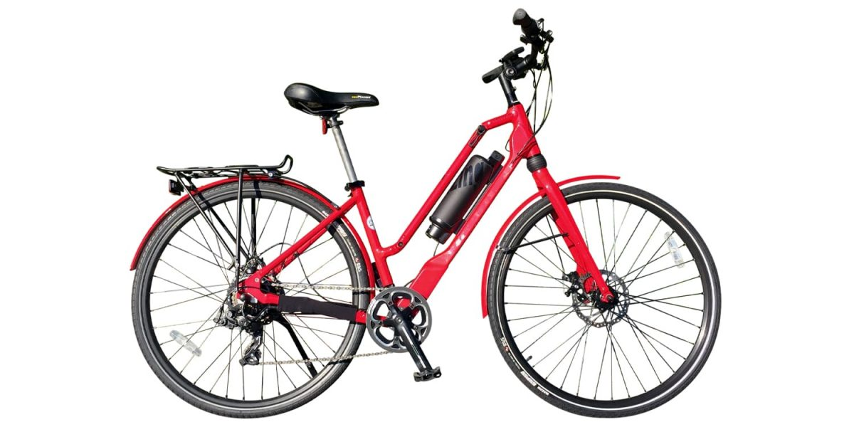 Emazing Bike Selene 73h3h Electric Bike Review