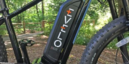 Evelo Delta 48 Volt 11 6 Amp Hour Mid Frame Battery Pack