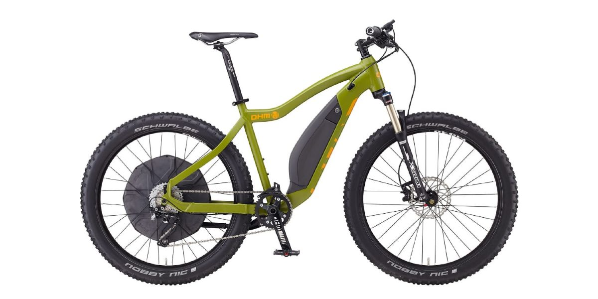 Ohm Mountain Electric Bike Review