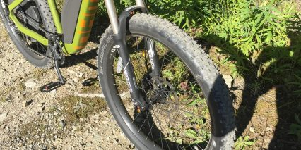 Ohm Mountain Suntour Raidon Xc Lo R Air Suspension Fork 100 Mm Travel