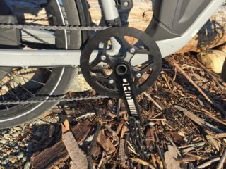 Ohm Urban 48 Tooth Chainring Hollow Spindle Magnesium Wellgo Pedals