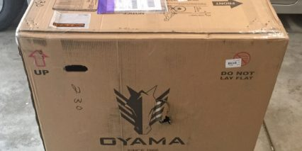 Oyama Cx E8d Box
