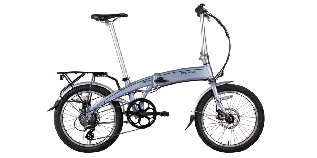 Oyama Cx E8d Electric Bike Review