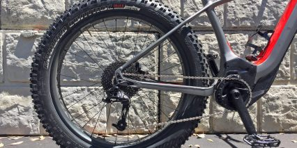 Specialized Turbo Levo Comp Fat 10 Speed Sram Dx