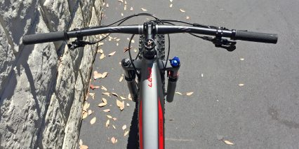 Specialized Turbo Levo Comp Fat Sip Grip Locking Grips Handlebar