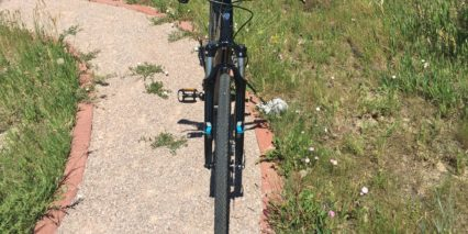 Trek Neko Plus Sr Suntour Nrx Dl Spring Suspension 63 Mm Travel