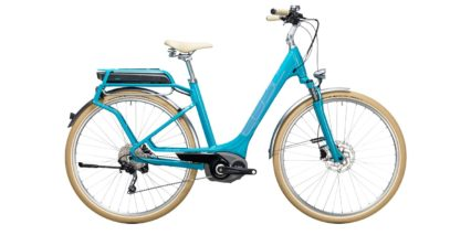 Cube Elly Ride Hybrid 400 Electric Bike Review