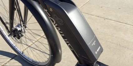 Electra Townie Commute Go 8i Bosch Powerpack 400 Battery