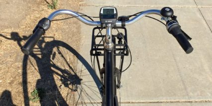 Electra Townie Commute Go 8i Custom Bend Handlebar Bosch Intuvia Display
