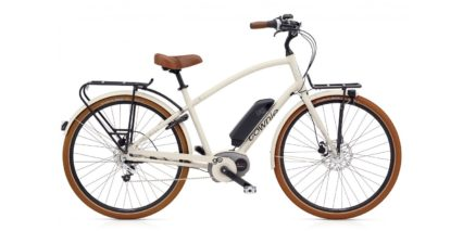Electra Townie Commute Go 8i Stock High Step Grey