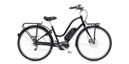 Electra Townie Commute Go 8i Stock Step Through Black