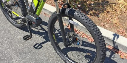 Fuji Ambient 27 5 Plus 1 3 Rockshox Recon Gold Suspension Fork