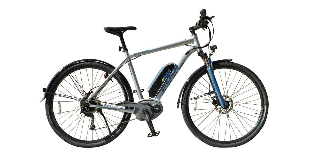 Fuji E Traverse Classic Plus Electric Bike Review