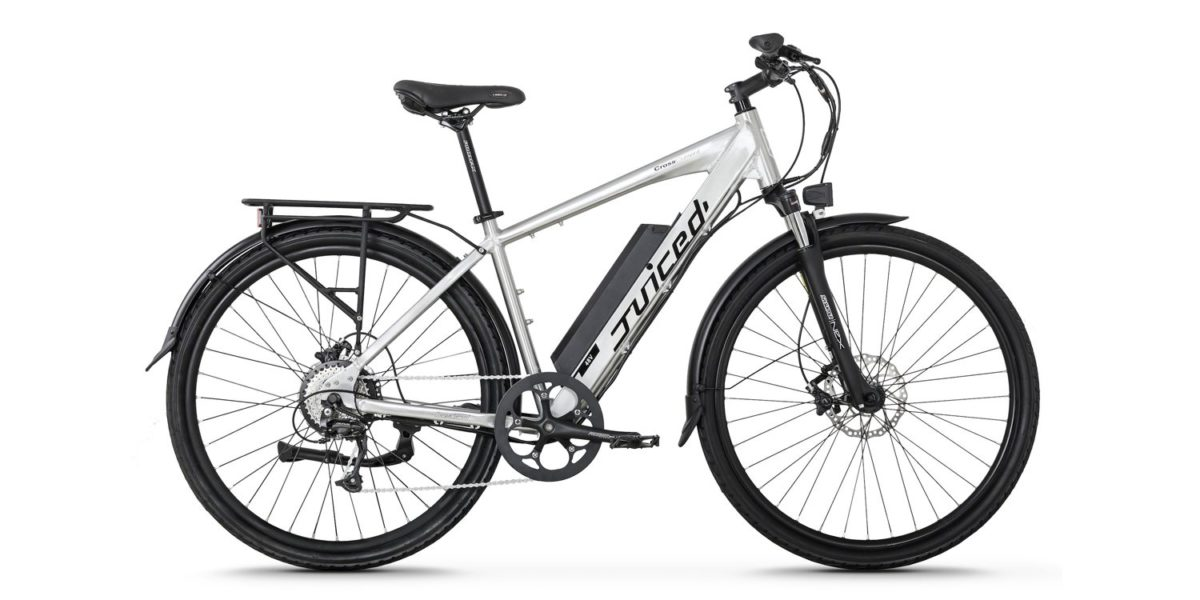 Juiced Bikes Crosscurrent S Electric Bike Review