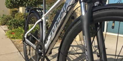 Juiced Bikes Crosscurrent S External Wiring And Cables For Serviceability