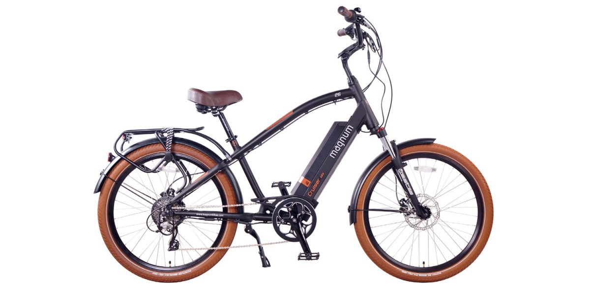Magnum Cruiser Electric Bike Review
