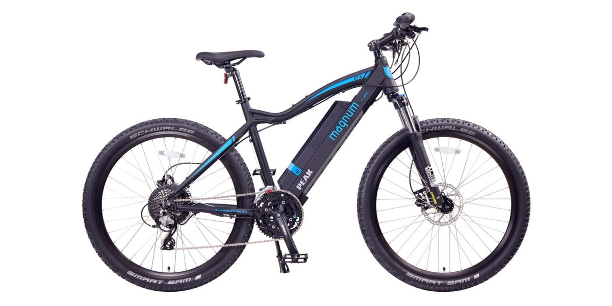 Magnum Peak 29 Electric Bike Review