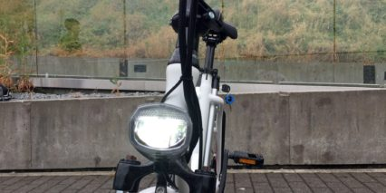 Ness Icon Integrated Blaze Light Headlight