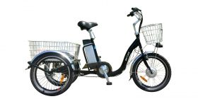 Revolve Electric Vehicles Steady Eddie Tricycle Electric Trike Review