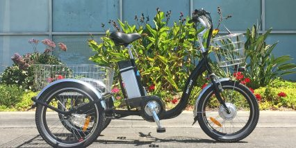 Revolve Steady Eddie Electric Trike