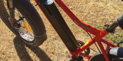 Teo S Limited 48 Volt 17 Ah Downtube Battery Pack