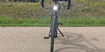 Trek Crossrip Plus Head Tube Integrated Ion Lync Headlight 700 Lumens
