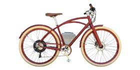 Vintage Electric Cafe Electric Bike Review