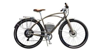 Vintage Electric Cafe Skyline Bronze Ebike