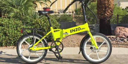 2017 Enzo Electric Bike