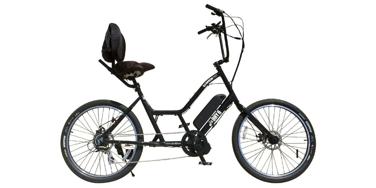 Day 6 Samson Electric Bike Review