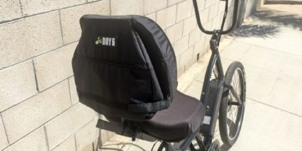 Day 6 Samson Integrated Seat Bag For Ebike Charger