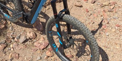 Focus Bold Squared Plus Rockshox Revelation Rl Air Suspension Fork 120 Mm