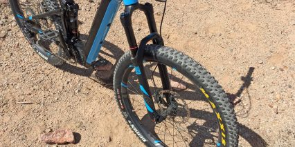 Focus Jam Squared Plus Pro Rockshox Revelation Rl Air 140 Mm Suspension Fork