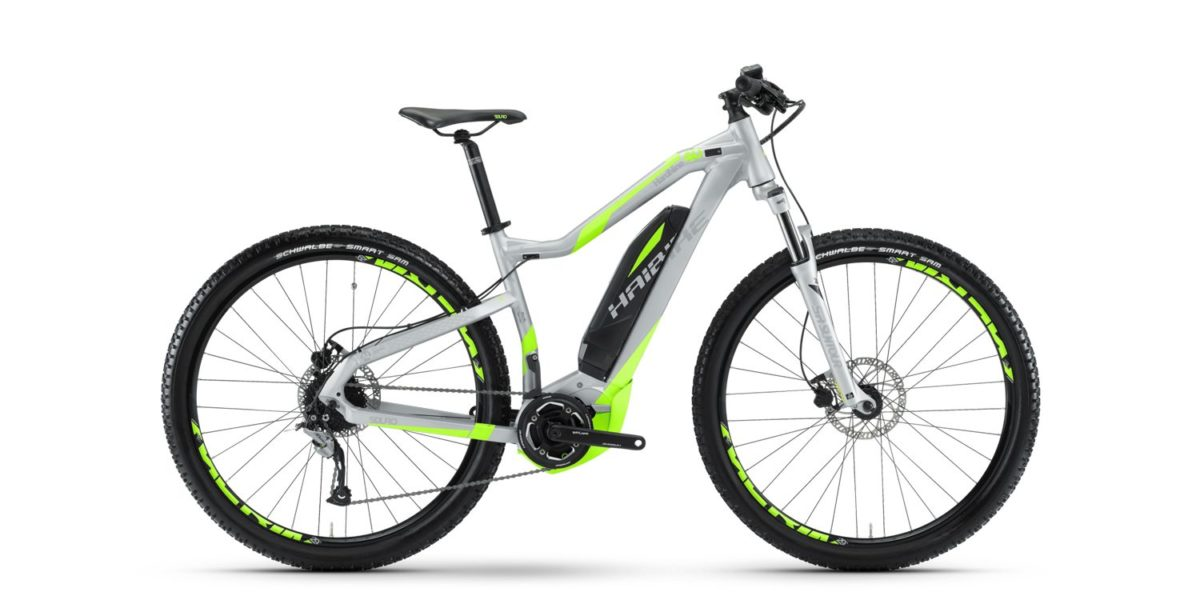 Haibike Sduro Hardnine 4 0 Electric Bike Review