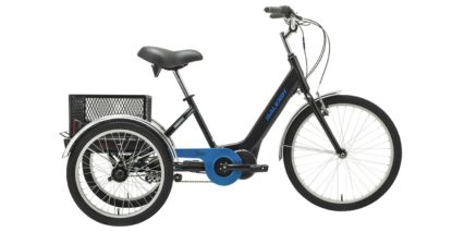 Raleigh Tristar Ie Electric Trike Review