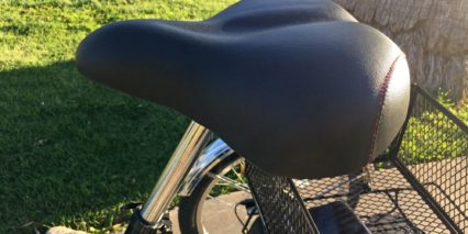 Raleigh Tristar Ie Gigantic Comfort Saddle
