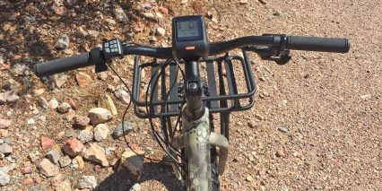 Surface 604 Hunter Control Pad Ebike Throttle Shifters