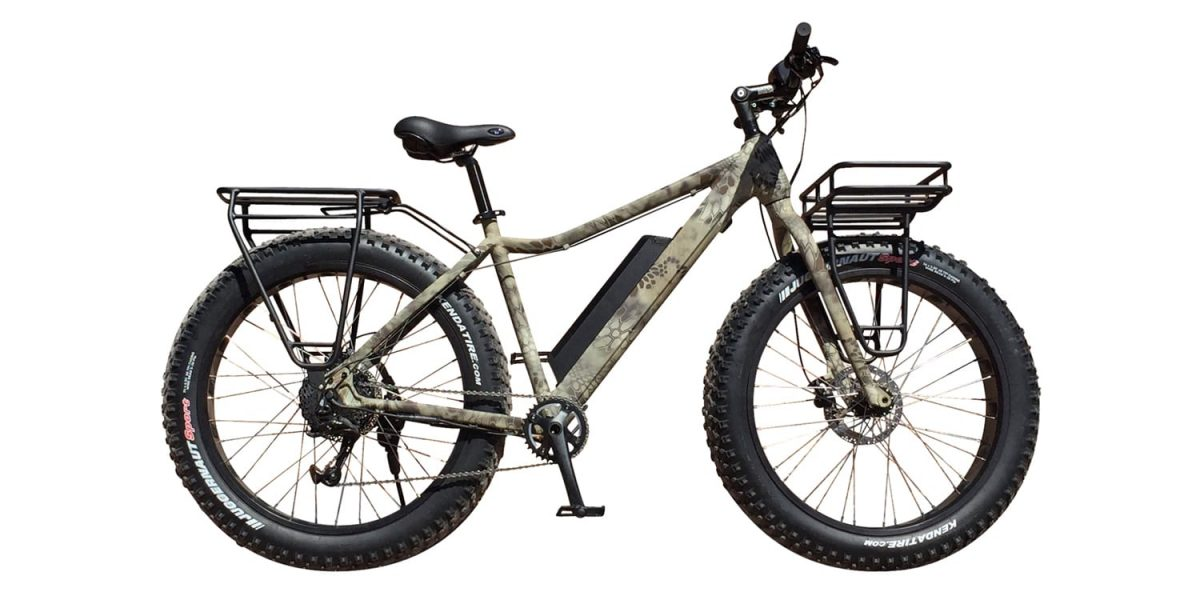 Surface 604 Hunter Electric Bike Review