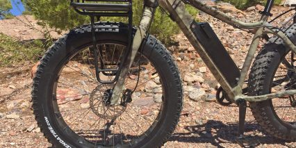 Surface 604 Hunter Rigid Camo Fork Sturdy Front Rack