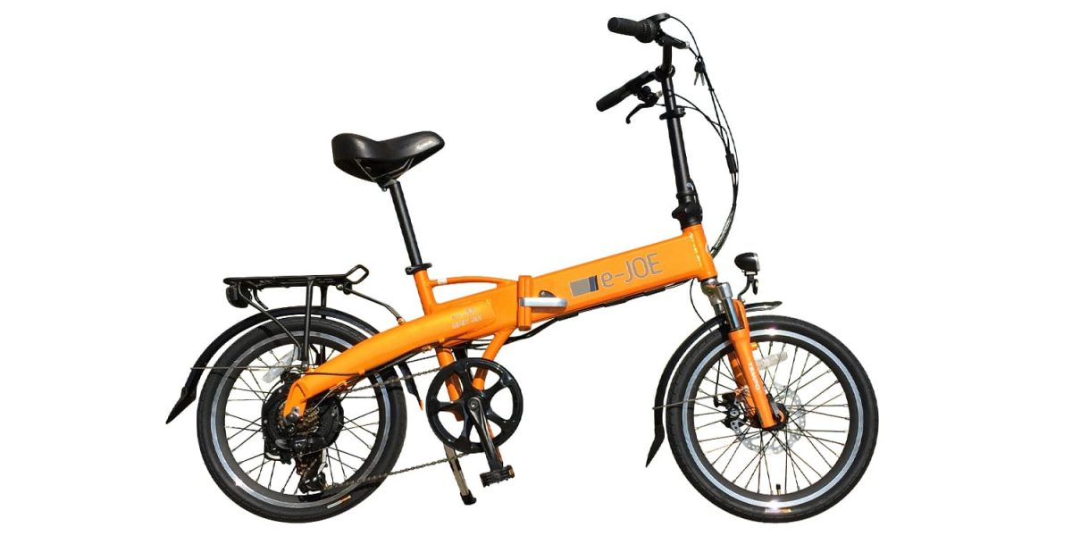 2017 E Joe Epik Se Electric Bike Review