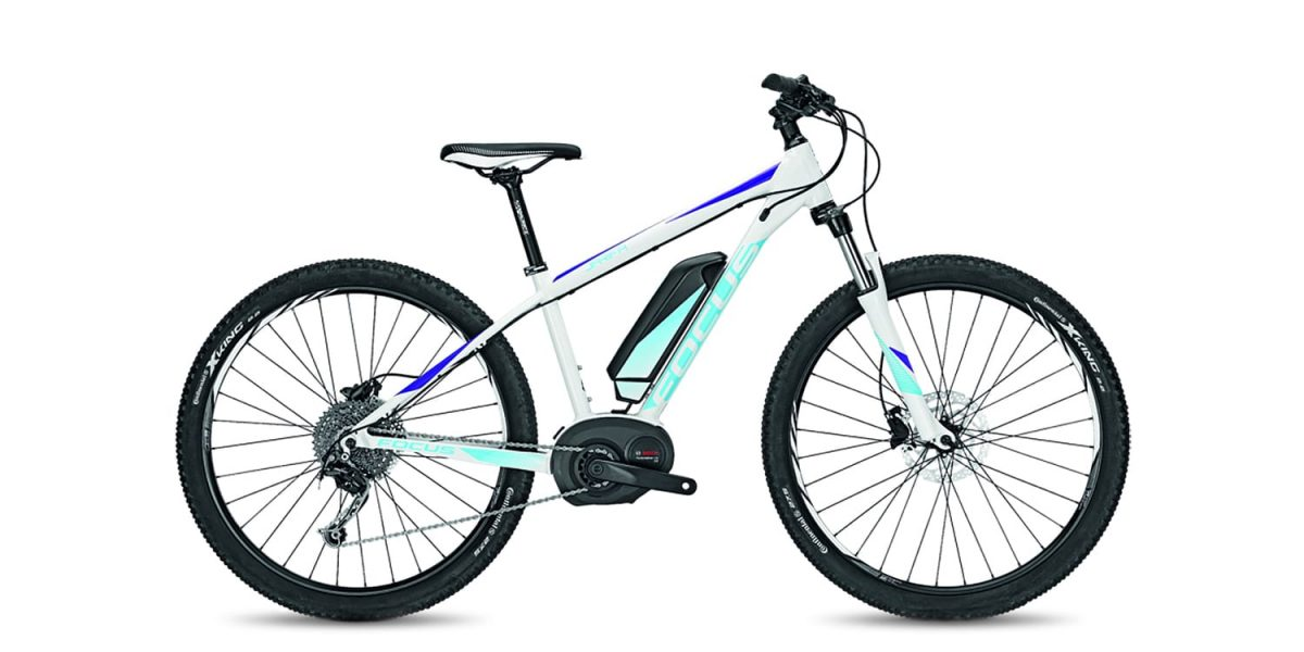 Focus Jarifa 27 Donna Electric Bike Review