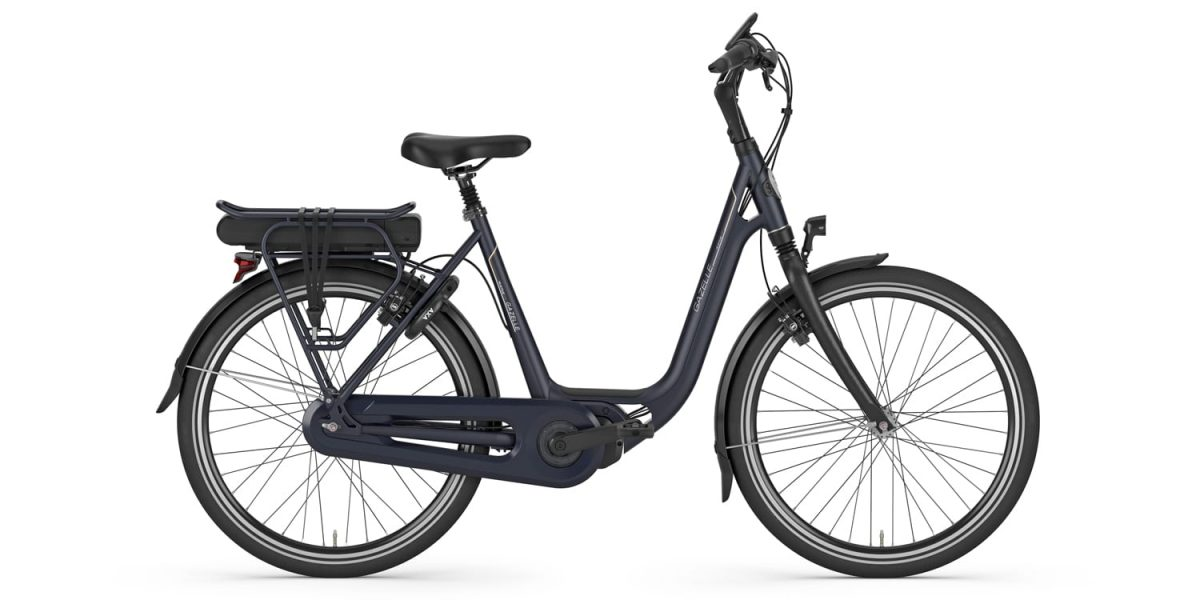 Gazelle Avenue C8 Electric Bike Review