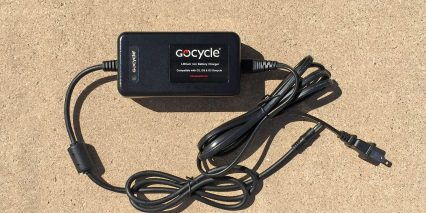 Gocycle Gs Electric Bike Battery Charger