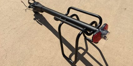 Gocycle Gs Optional Rear Rack