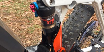 Haibike Xduro Allmtn 8 0 Fox Float Dps Factory Air Suspension 150 Mm Travel