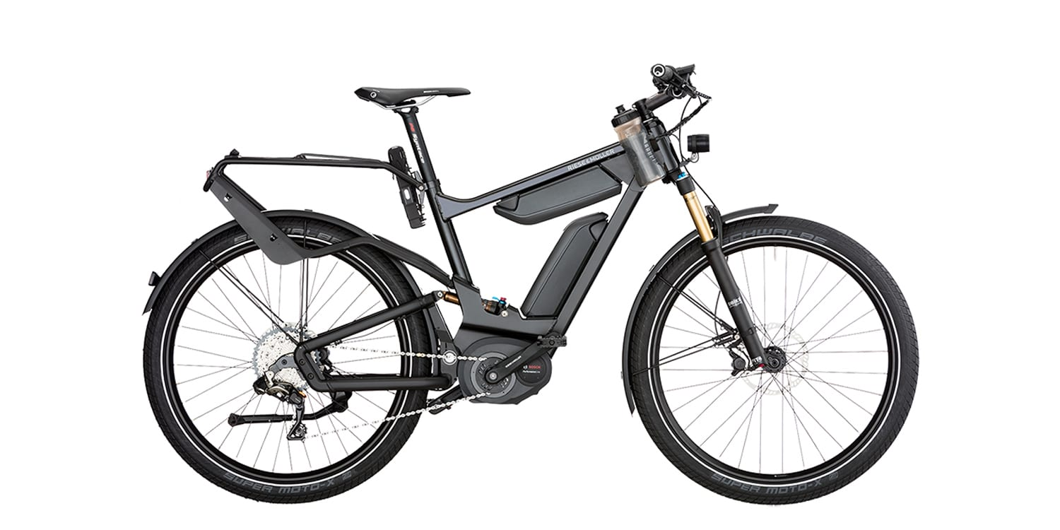Best Electric Mountain Bike >> Riese Muller Delite 25 Review Prices Specs Videos Photos