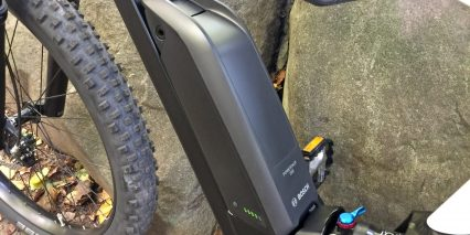 Riese Muller Delite Mountain Bosch Powerpack 500 Battery