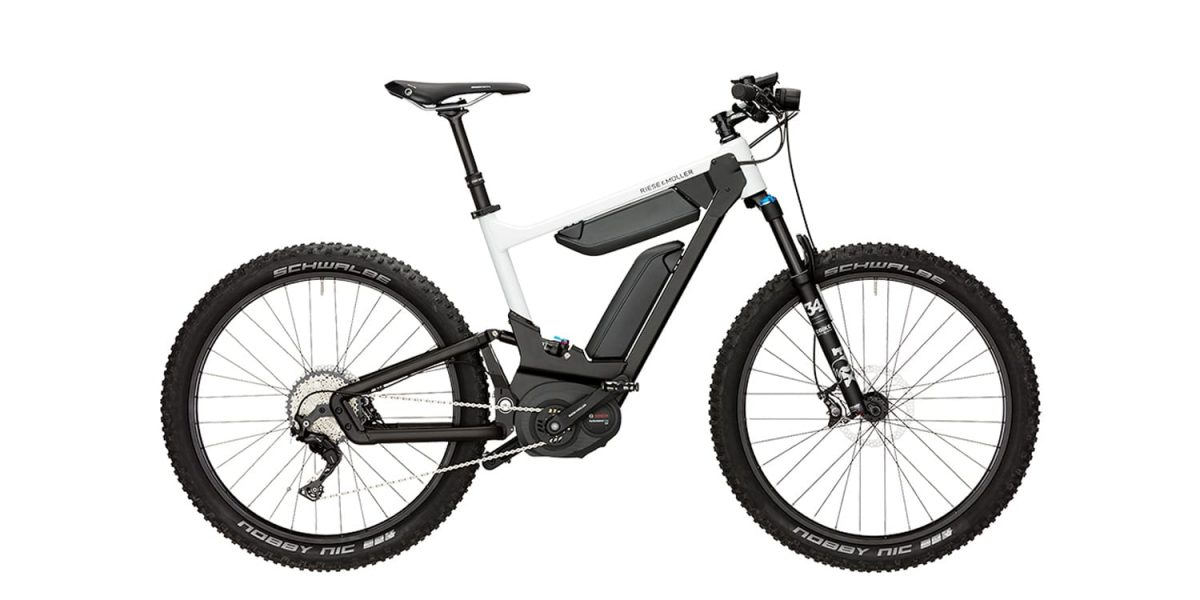 Riese Muller Delite Mountain Electric Bike Review