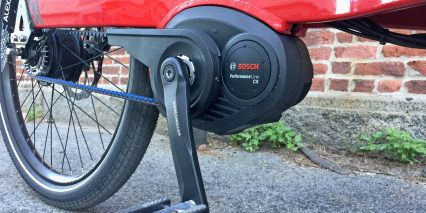 Riese Muller Packster 40 Nuvinci Bosch Cx Mid Motor Electric Bike